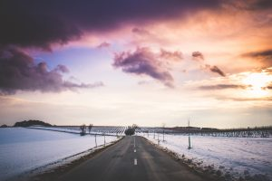 long-road-with-colorful-sunset-picjumbo-com